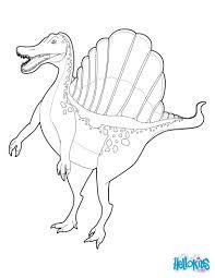 spinosaurus coloring page spinosaurus coloring page free printable