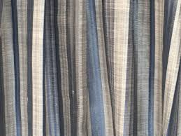 Door Curtains For Sale Blue Stripes Curtain Drapes Curtain Panels Custom Curtains
