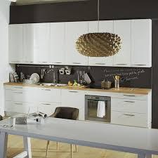 cuisines alinea cuisine à composer modèle type rimini blanc cuisines à