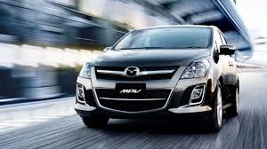 mazda minivan mazda mpv facelift revealed ja