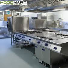 Commercial Kitchen Hood Design by Your One Stop Restaurant Exhaust Hood Shop For High Quality