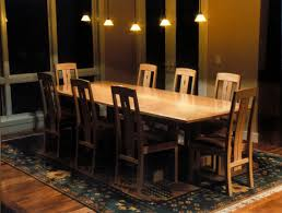 maple dining room table fiddleback maple dining table and chairs craig vandall stevens