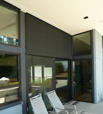 exterior sunscreen shades u2014 pacific window coverings inc
