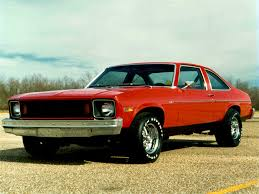 Chevy Muscle Cars - the chevy nova through the years