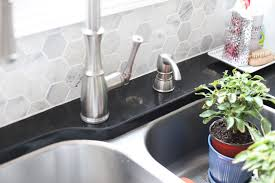 kitchen faucets for granite countertops cover it it wipe it bower power