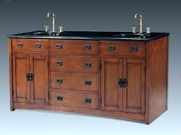 craftsman bathroom vanity cabinets craftsman vanity cabinet hill country bathroom vanity base rustic