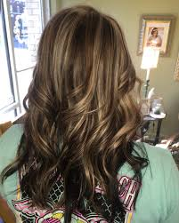 Highlight Colors For Brown Hair Image Result For Dark Brown Hair With Beige Highlights Colors