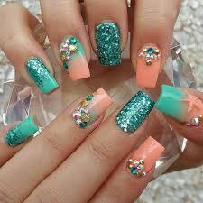 nautical nail extensions design one1lady com nail nails