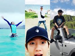 Hawaii where to travel in september images Exo shares wanderlust inducing photos from hawaii trip soompi jpg