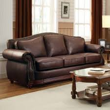 Leather And Wood Sofa World Menagerie Pratt Show Wood Sofa Reviews Wayfair