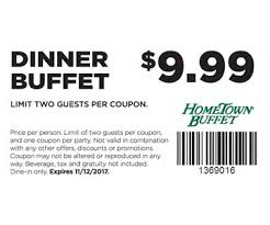 Hometown Buffet Coupons Printable by Localflavor Com Hometown Buffet Coupons