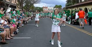 st patrick u0027s day parade villages news com