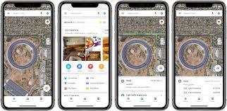 Google Maps Driving Google Maps For Ios Picks Up Explore Driving U0026 Transit Tabs