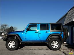 rubicon jeep blue jeeps we have lifted 3 inches axleboy off road u0026 automotive service
