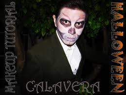 Halloween Skeleton Faces by Skull Makeup Tutorial For Men Halloween Maquillaje Calavera