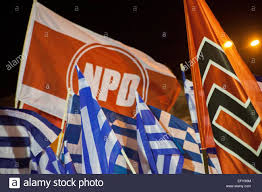 Golden Dawn Flag Flags Of Greek Far Right Party Chrisy Avgi Golden Dawn And