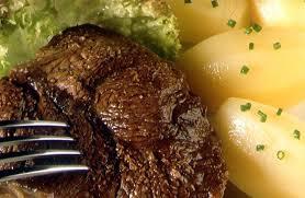 cuisiner paleron paleron à la crème d oseille recettes de cuisine la viande fr