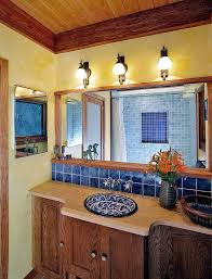 best 25 yellow mediterranean style bathrooms ideas on pinterest