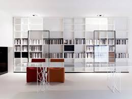 home library design with modern interior decoration for those of