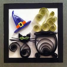 5 spooktacular halloween quilling tutorials