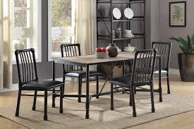 Acme Dining Room Sets by Acme 72035 Dining Table Cheny Furniture Chicago Furniture Store