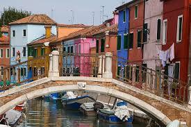 Burano Italy Colors Of The Rainbow Burano Italy Travel Bugster