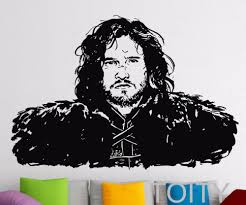 online buy wholesale throne room from china throne room game of thrones wall sticker jon snow vinyl decal movie poster dorm teem room home bedroom