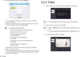snhv6410pn smart home camera user manual hanwha techwin co ltd