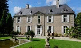 chambre d hote villedieu les poeles chambre d hôtes du château de fontenermont normandie calvados
