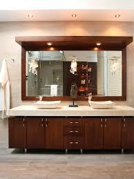 vanities design element contemporary wall mount double sink