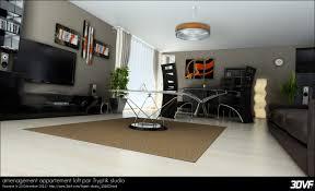amenagement cuisine 20m2 cuisine galerie dvf amenagement appartement loft par tryptik