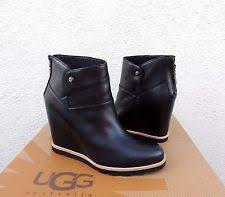 ugg s layna boots black ugg australia high 3 and up s boots ebay