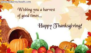 happy thanksgiving day greetings cards messages ecards wishes