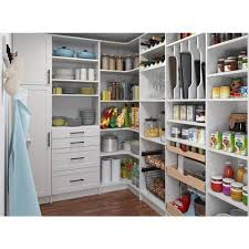 home depot kitchen cabinet organizers the home depot installed pantry organization system