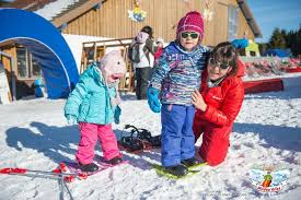 wiidoo gliss in winter with snowshoes lorraine tourisme