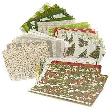 anna griffin classic christmas paper u2013 cards by alice