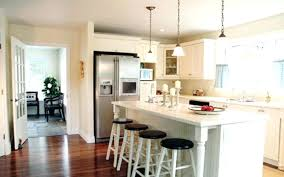 one wall kitchen with island designs one wall kitchen designs with an island best one wall kitchen one
