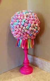 Lollipop Topiary Tree - 39 best dum dums topiaries images on pinterest topiaries