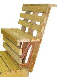 Bench Supports How To Deck Bench Railing Boats U0026 Lake Front Fun Pinterest