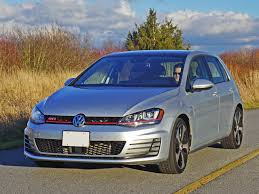 volkswagen gti blue 2016 volkswagen golf gti performance dsg road test review