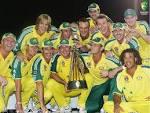 The Australian Cricket team - The Australian Cricket Team Photo.