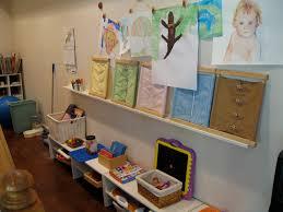 Montessori Bookshelves by Montessori Messy How To