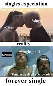 Single People Meme - tamilnadu single s association home facebook