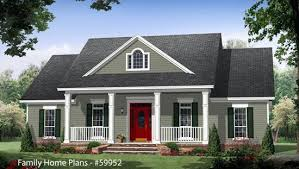country home plans with front porch country home designs