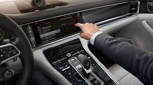 future porsche panamera the future of porsche u0027s infotainment apps apps services and
