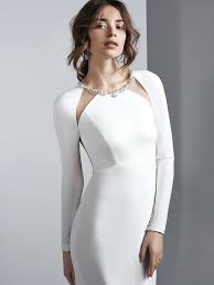 Long Sleeved Wedding Dresses Sleeved Wedding Dresses In Lace Chiffon Tulle And Crepe