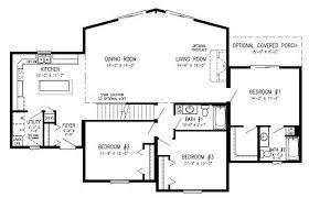 chalet floor plans floor plans