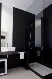 Bathroom Walls Ideas by Black Bathroom Walls Best 10 Black Bathrooms Ideas On Pinterest