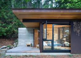one room house designs home design ideas view in gallery one room cabin steel panel slider olson kundig