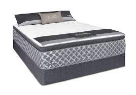 spring air queen pillowtop mattress spring air emilee q 1526sab1